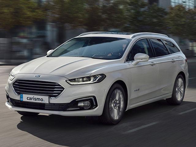 Ford Mondeo Kombi - recenze a ceny