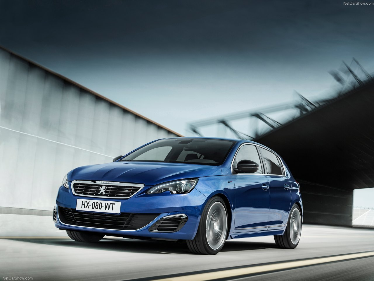 Peugeot 308 GT - recenze a ceny
