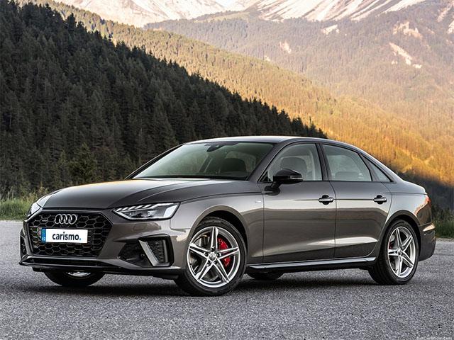 Video: Audi A4 Interiér