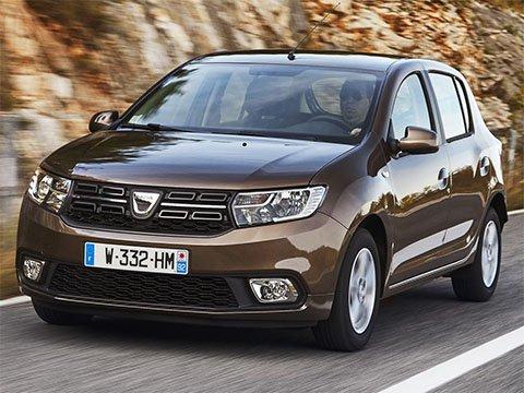 Video: Dacia Sandero test