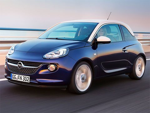 Opel Adam - recenze a ceny | Carismo.cz