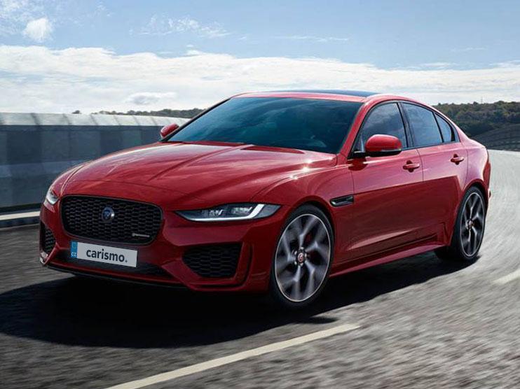 Jaguar XE - recenze a ceny
