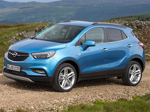 Opel Mokka X - recenze a ceny