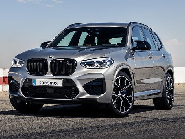 BMW X3 M - recenze a ceny