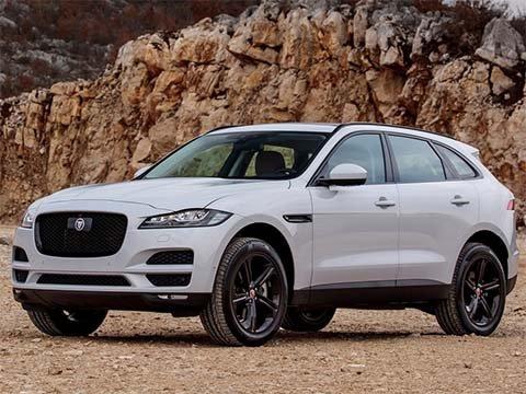 Video: Jaguar F-Pace recenze
