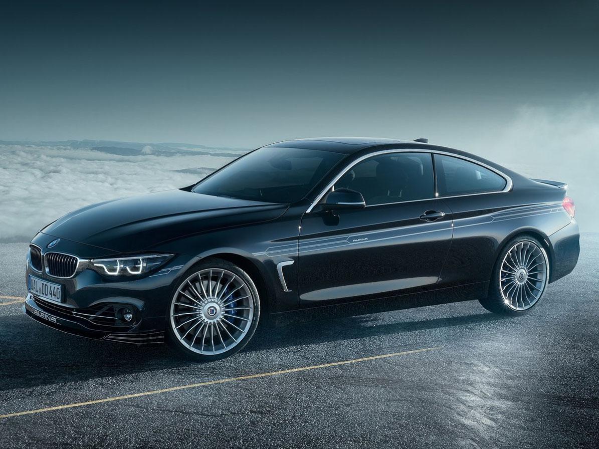 BMW ALPINA D4 BITURBO Coupé - recenze a ceny