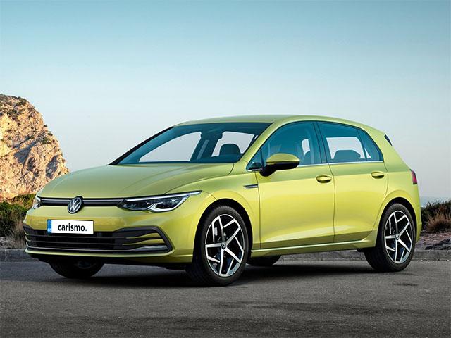 Volkswagen Golf 8 - recenze a ceny