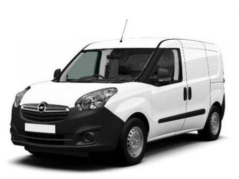 Opel Combo Van - recenze a ceny