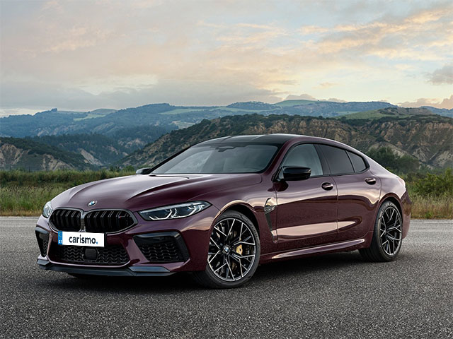 BMW M8 Gran Coupe - recenze a ceny