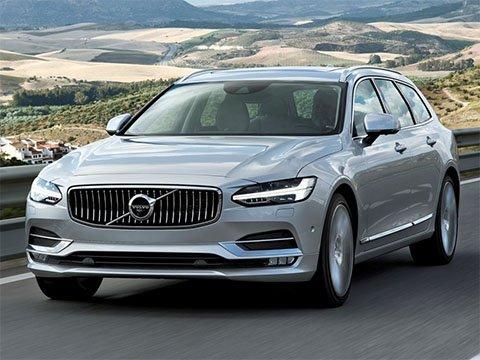 Volvo V90 - recenze a ceny