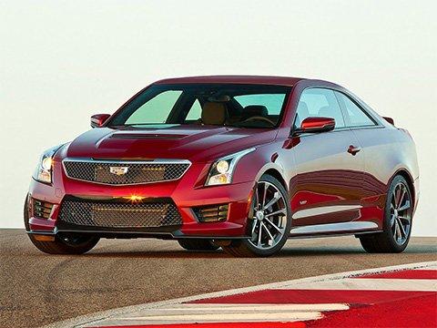 Cadillac ATS Coupé - recenze a ceny