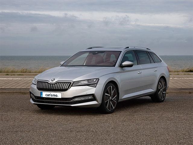 Škoda Superb iV combi - recenze a ceny