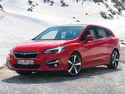 Subaru Impreza - recenze a ceny