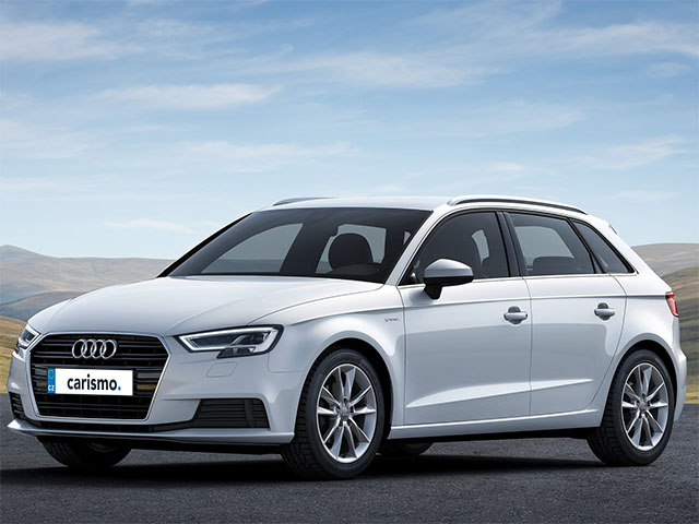 Audi A3 Sportback - recenze a ceny | Carismo.cz