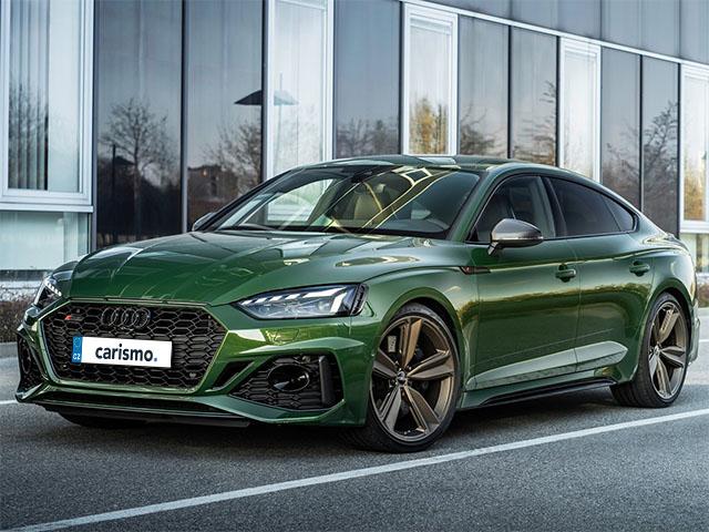 Audi RS 5 Sportback - recenze a ceny