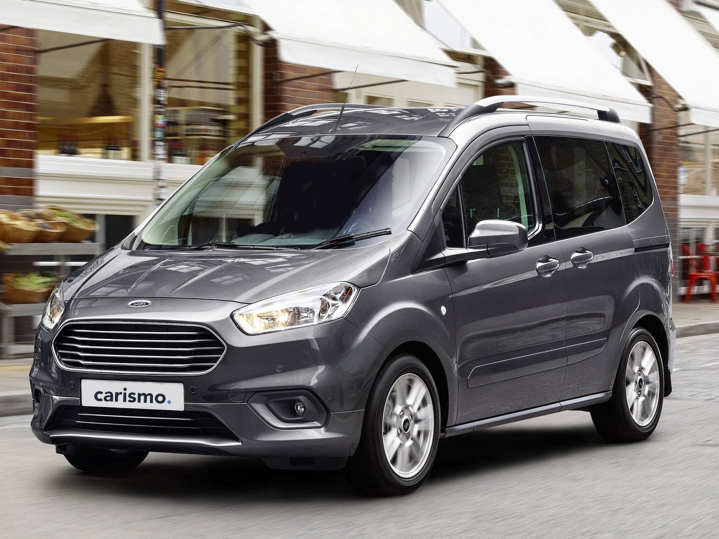 Ford Tourneo Courier Recenze A Ceny Carismo Cz