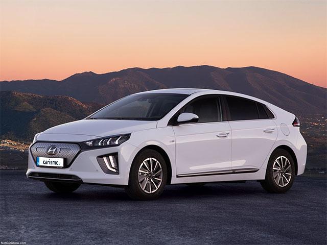 Hyundai Ioniq EV - recenze a ceny