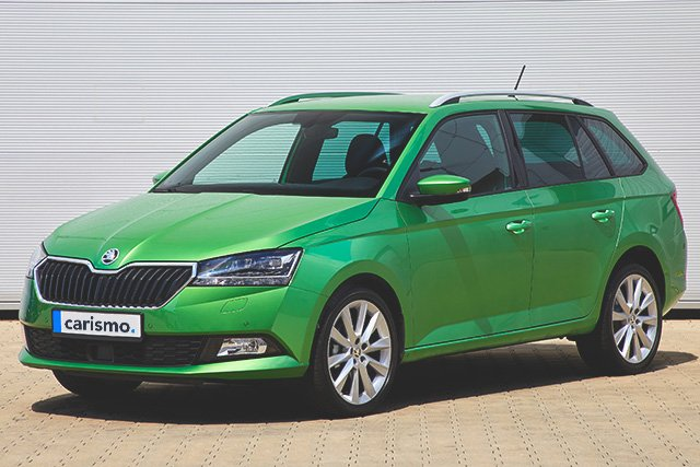 Škoda Fabia Combi - recenze a ceny