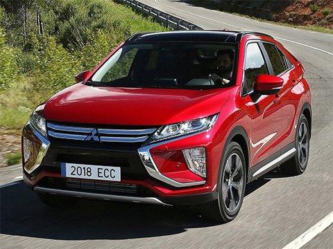 Mitsubishi Eclipse Cross - recenze a ceny