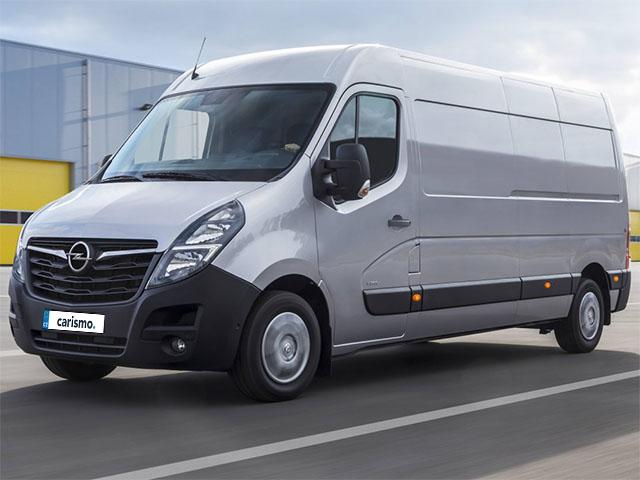Opel Movano Van - recenze a ceny
