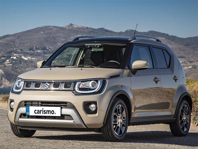 Suzuki Ignis - recenze a ceny