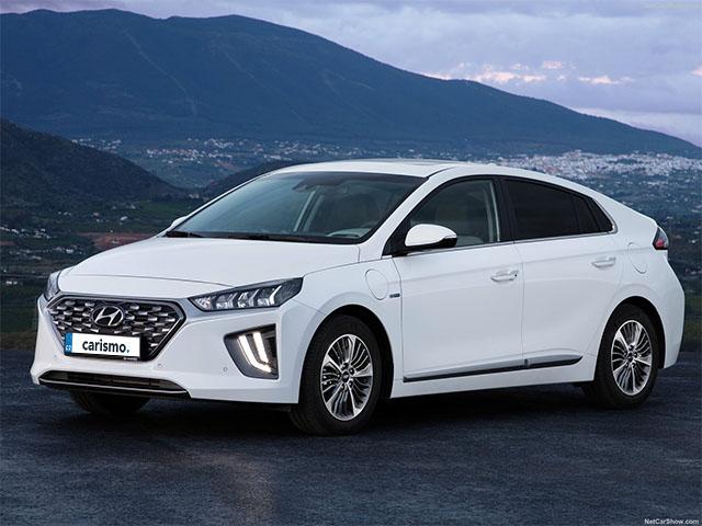 Hyundai Ioniq PHEV - recenze a ceny