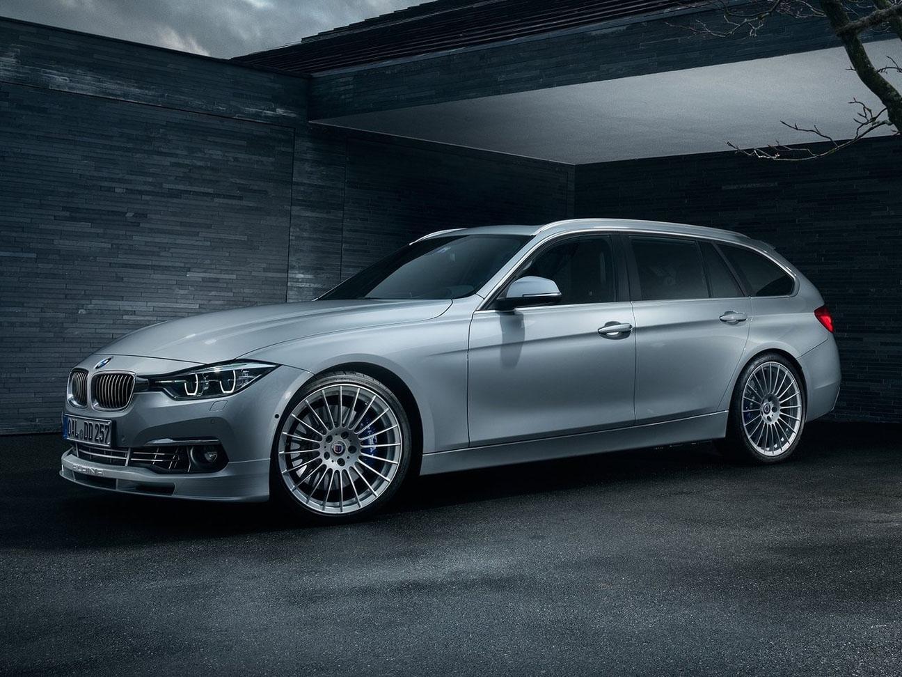 BMW ALPINA D3 BITURBO Touring - recenze a ceny