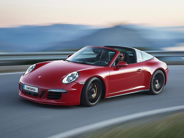 Porsche 911 Targa GTS - recenze a ceny