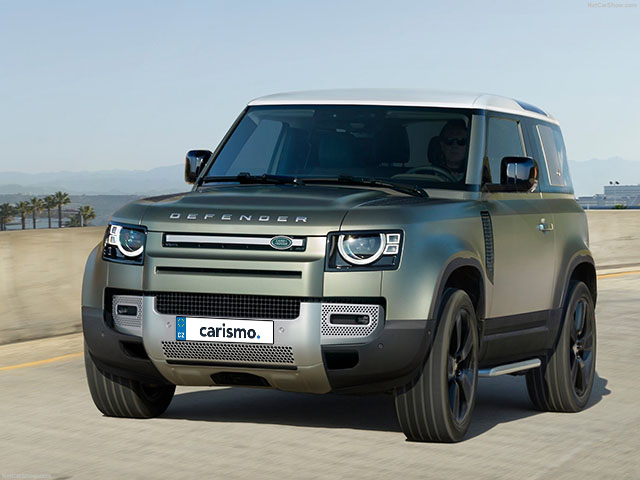 Land Rover Defender 90 - recenze a ceny