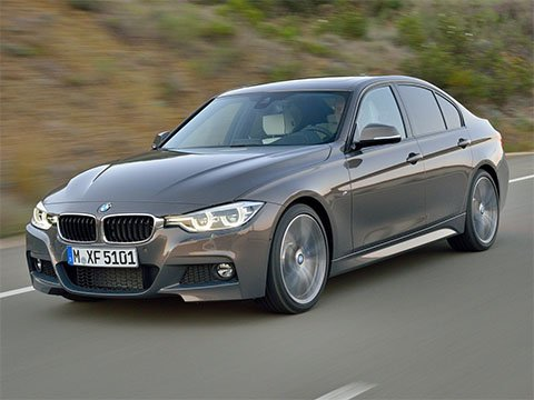 Video: BMW 3 Sedan BMW 3 Series F30 340i