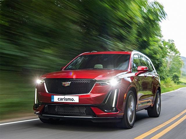 Cadillac XT6 - recenze a ceny