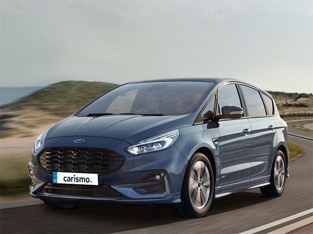 Ford S-MAX - recenze a ceny
