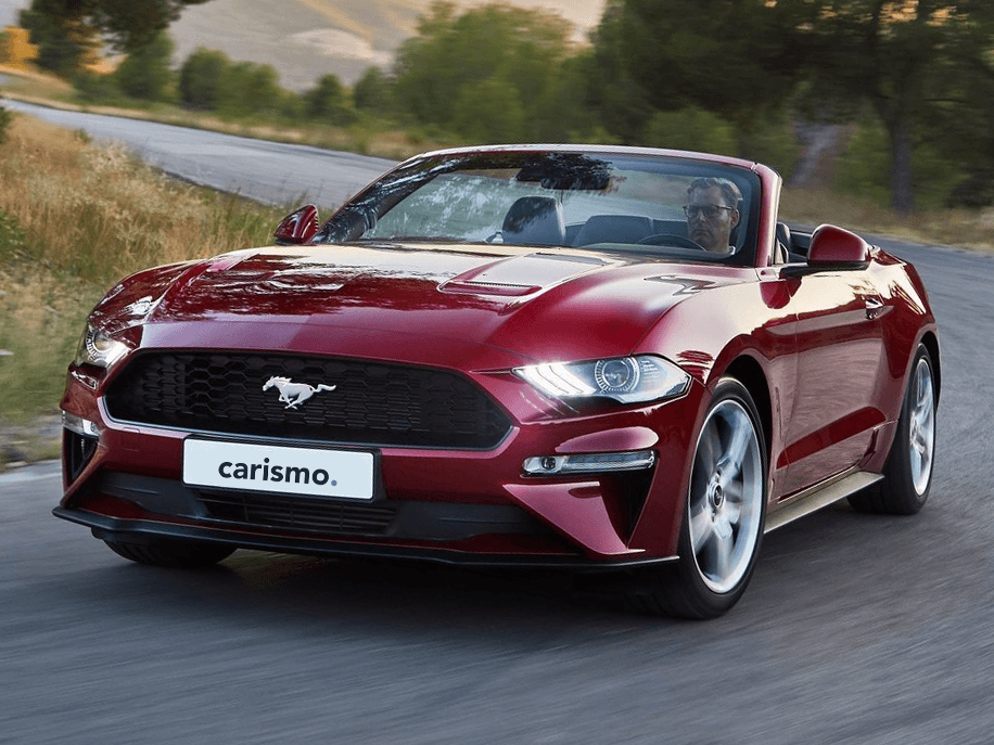 Ford Mustang Convertible - recenze a ceny   Carismo.cz