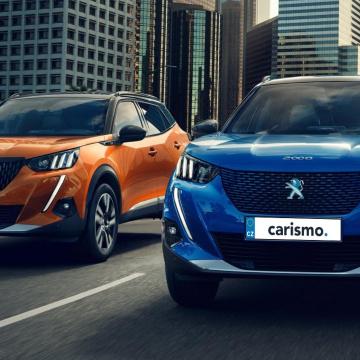 NOVINKA: Peugeot e-2008