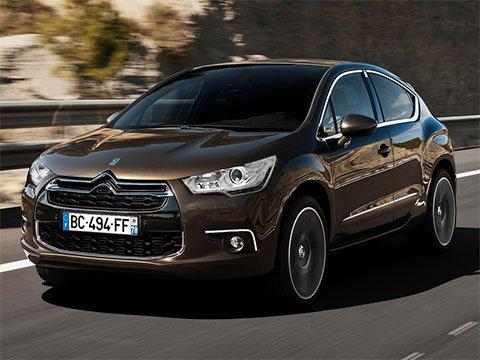 Citroën DS4 - recenze a ceny