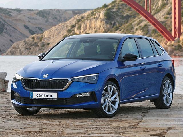 Škoda Scala - recenze a ceny