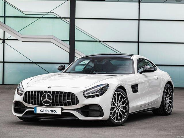 Mercedes-Benz GT - recenze a ceny