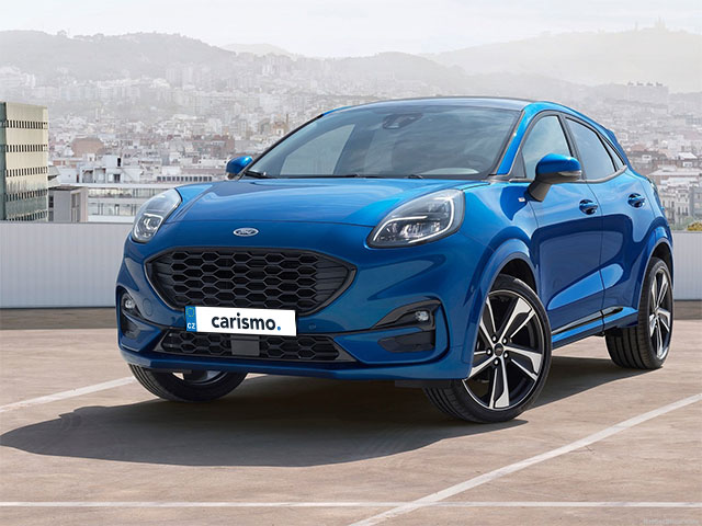 Ford Puma - recenze a ceny   Carismo.cz