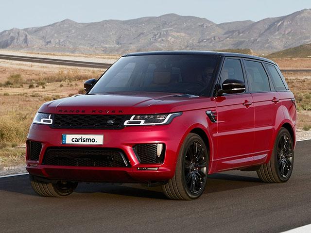 Land Rover Range Rover Sport - recenze a ceny
