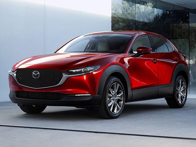 Mazda CX-30 - recenze a ceny