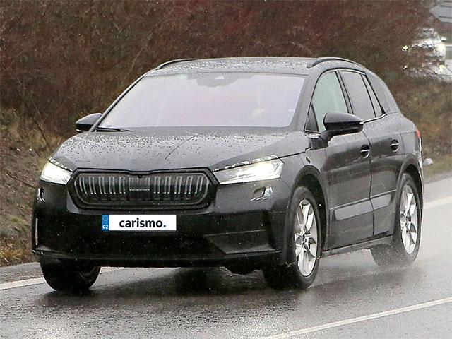 Škoda Enyaq - recenze a ceny