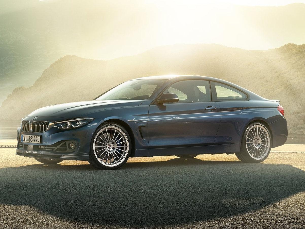 BMW ALPINA B4 S BITURBO Coupé - recenze a ceny