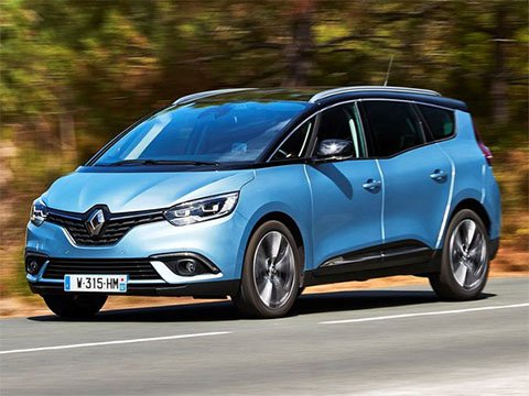 Renault Grand Scénic - recenze a ceny