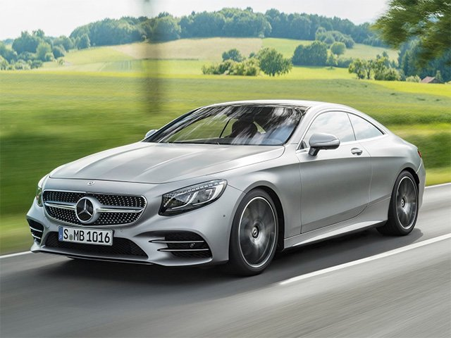 Mercedes-Benz S kupé - recenze a ceny