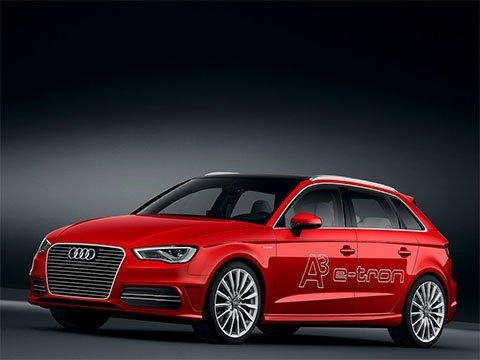 Audi A3 Sportback e-tron - recenze a ceny