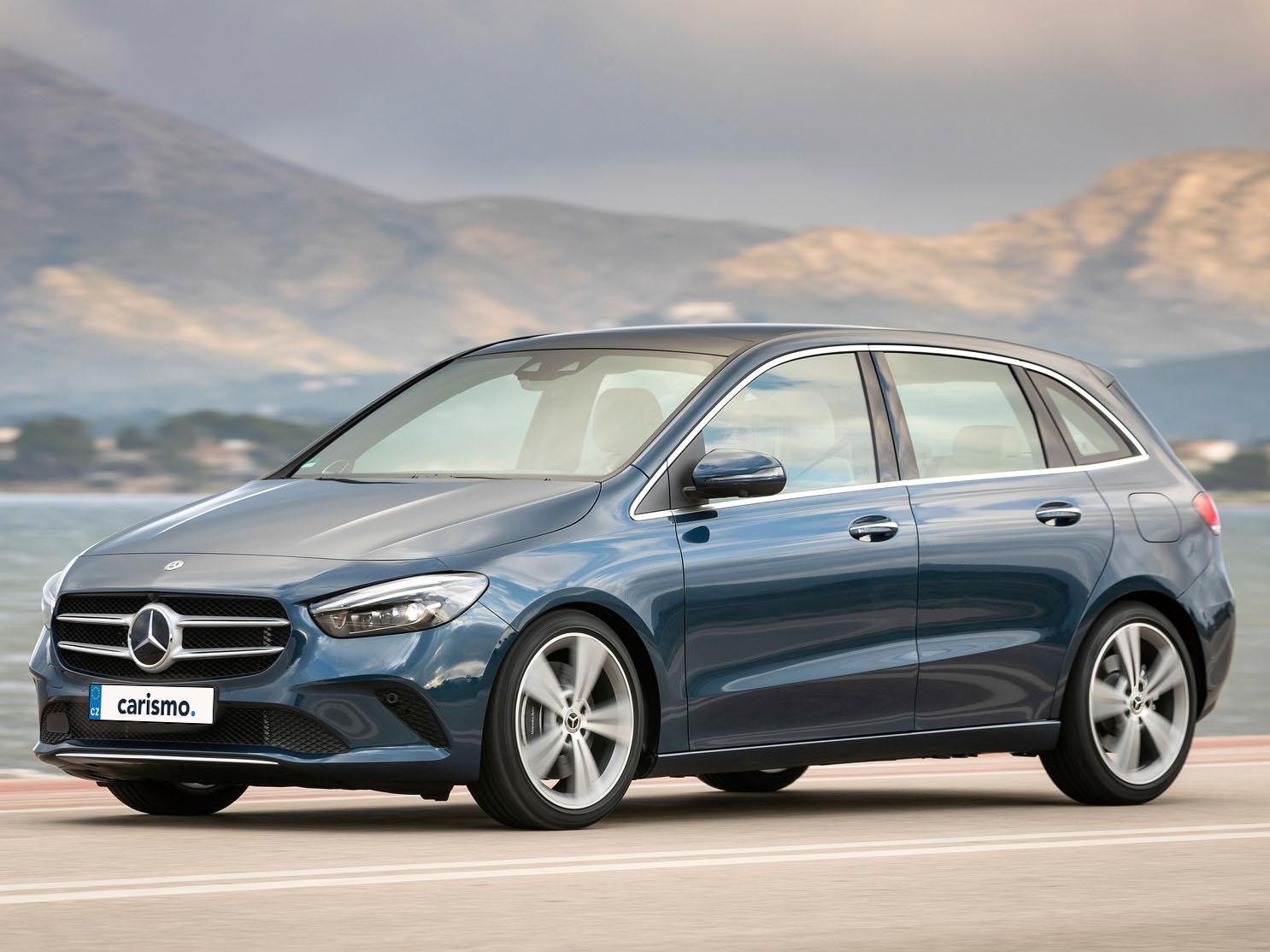 Mercedes-Benz B - recenze a ceny
