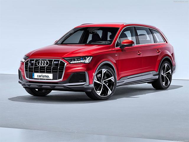Audi Q7 - recenze a ceny