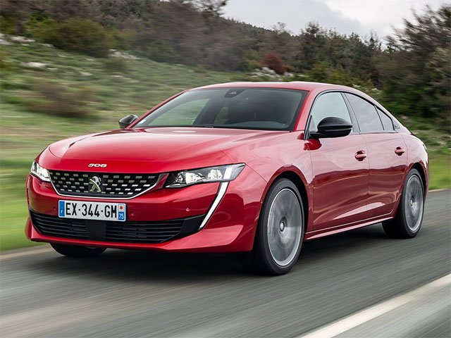 Peugeot 508 - recenze a ceny