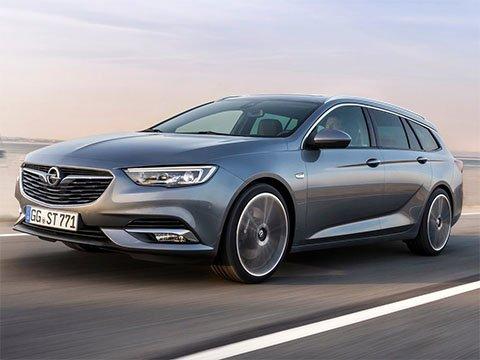 Opel Insignia Sports Tourer - recenze a ceny