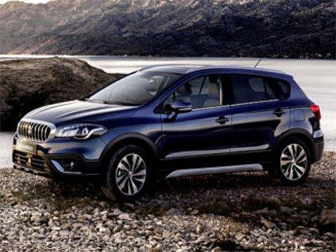 Suzuki S-Cross - recenze a ceny | Carismo.cz